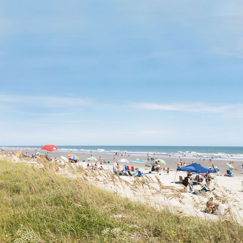 Isle Of Palms This Nearly 3 000 Acre Island Is Home To Family Beach Houses Ice Cream S Wild Dunes Resort And Summertime Sunday Contests At The