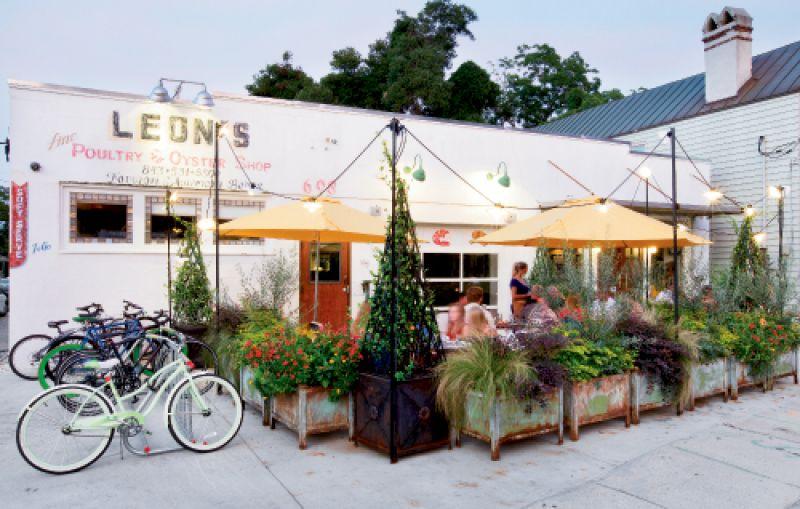 New Restaurant Leons Fine Poultry Oyster Shop Charleston Sc