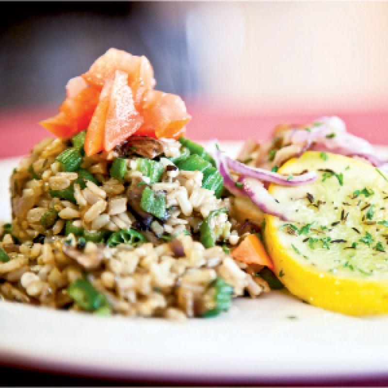 How To Make Okra Fried Rice Best Recipe Charleston