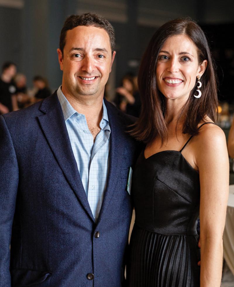 Tarek Ravenel and Stephanie Lee