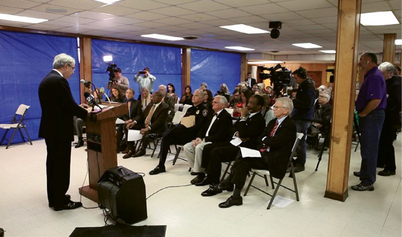 Gun Sense SC addresses the issue primarily as a public health concern and has held press conferences and forums, including Stand-Up Sunday in 1,300 churches across the state.