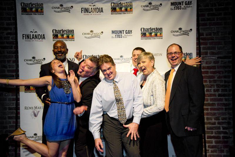 Charleston International Film Festival Gala night