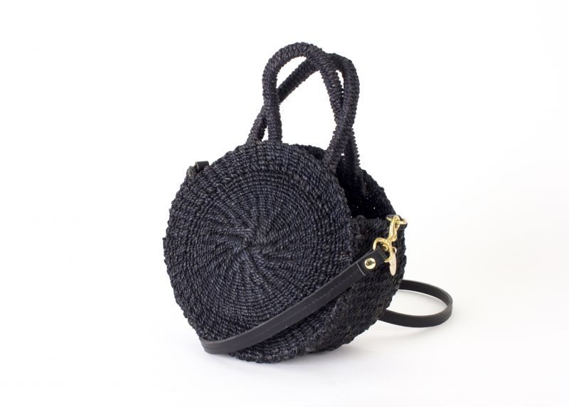 "Clare V ""Petite Alice"" bag in black, $167 at Beckett"