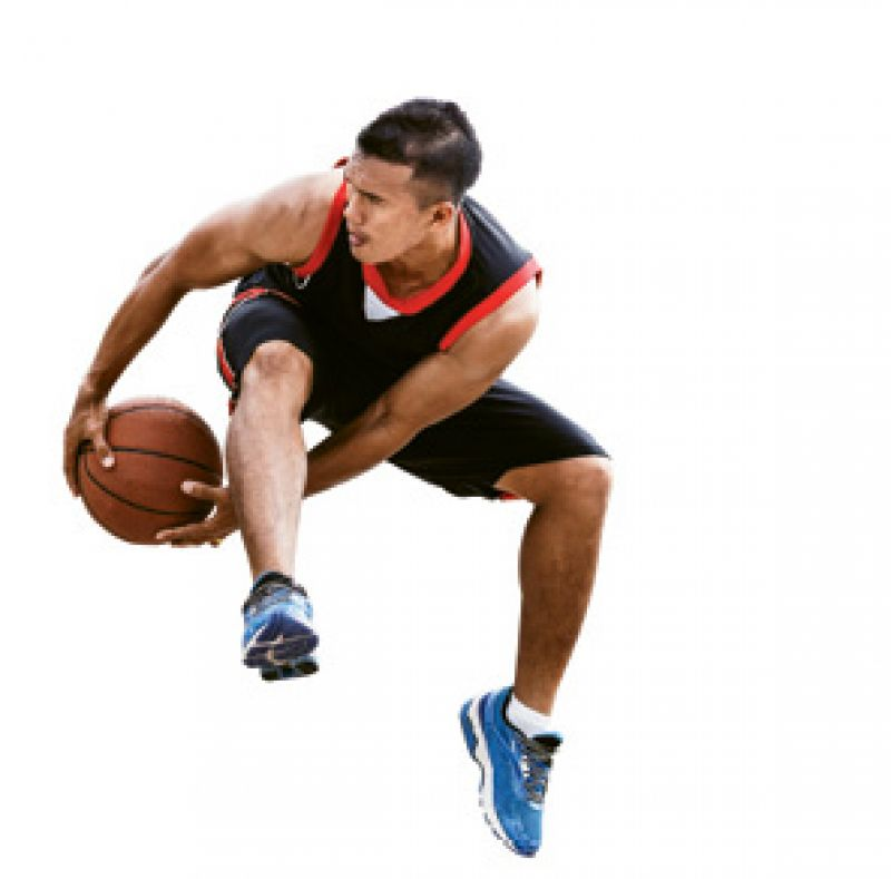 Hidden talents: I grew up playing basketball (it's big in the Philippines). I'm one of those small guys who can do cool tricks with the ball.