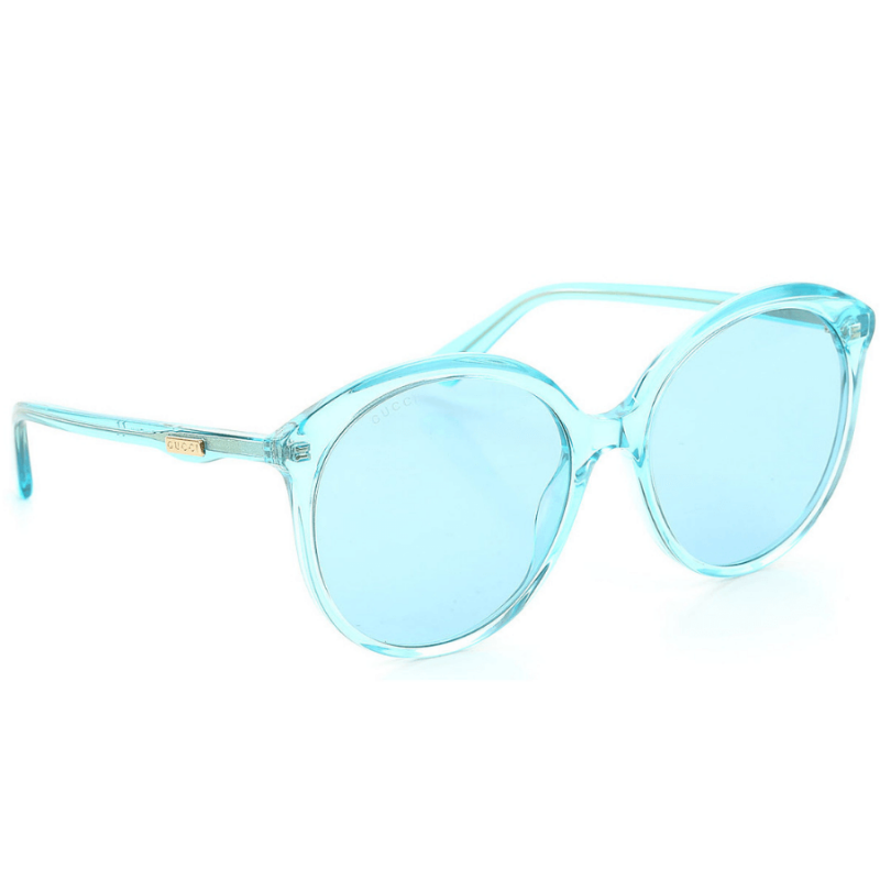 "Gucci ""Gucci Blue"" sunglasses, $320 at Gwynn's of Mount Pleasant"