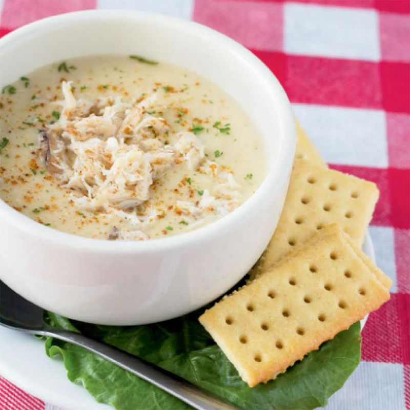 How To Make The Original She-Crab Soup - Best Recipe ...