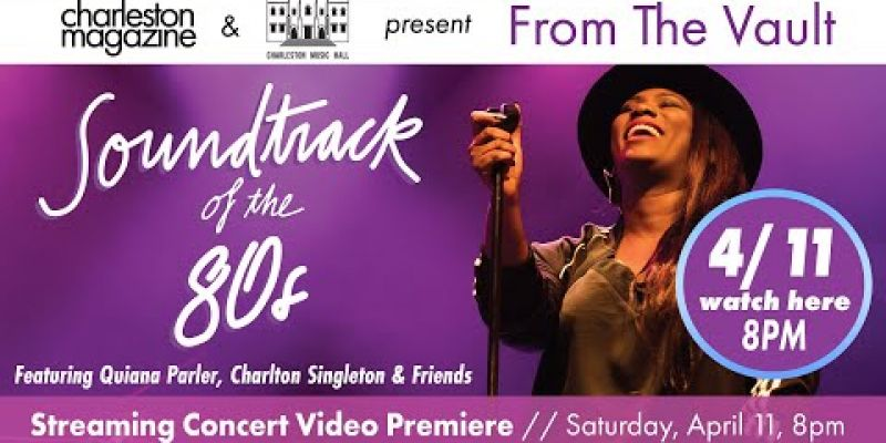 Embedded thumbnail for Charleston Music Hall Presents - The Vault: Soundtrack of the 80's Concert# 1