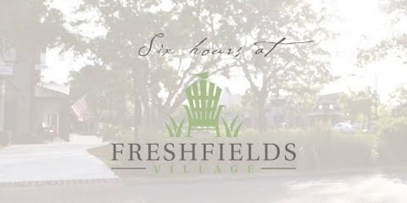 Embedded thumbnail for Six Hours at Freshfields Village
