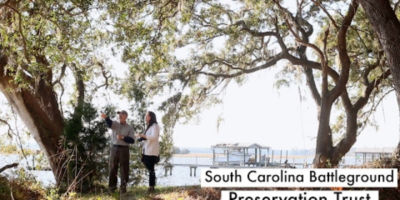 Embedded thumbnail for VIDEO: South Carolina Battleground Preservation Trust