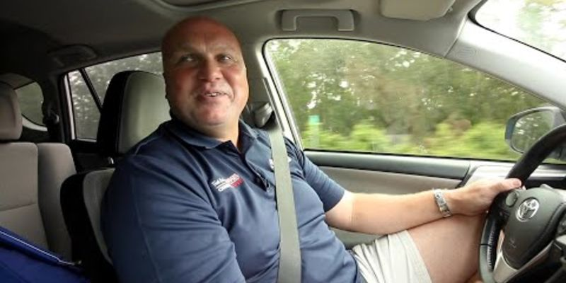 Embedded thumbnail for S.C. Highway Patrol Spokesman Interview - ABC News 4 Traffic Safety Expert