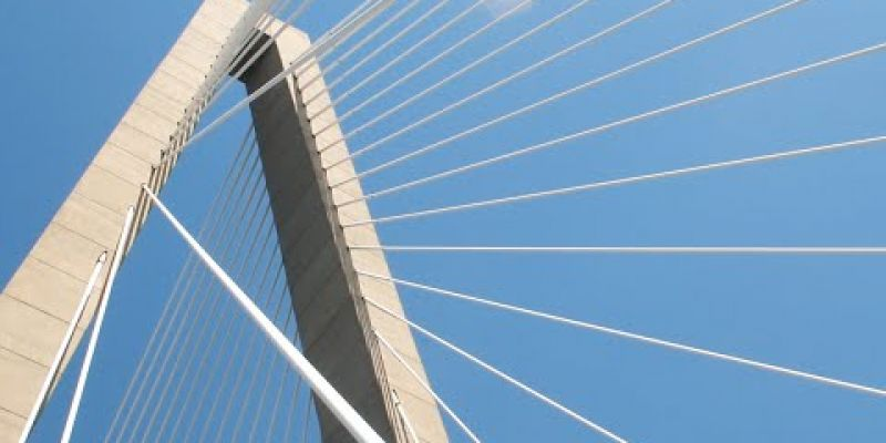 Embedded thumbnail for Charleston Chill: Arthur Ravenel Jr. Bridge